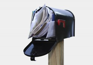 How to stop receiving junk mail in Gilbert, AZ