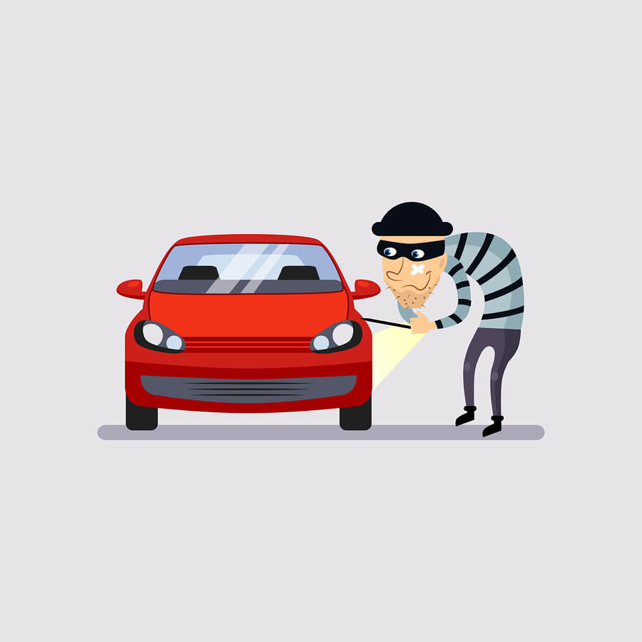 How to prevent car theft in Gilbert, AZ