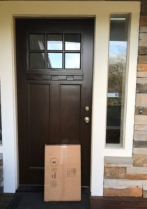 How to prevent holiday package theft in Gilbert, AZ