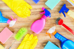 Spring cleaning your Gilbert, AZ home
