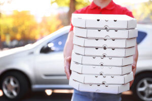 Insurance options for food delivery service in Gilbert, AZ