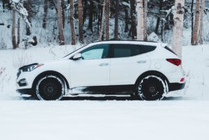 Choosing winter tires or all-season tires for your vehicle in Gilbert, AZ